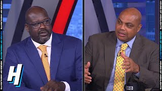 Inside the NBA REACTS to Lakers vs Rockets - Game 4 | September 10, 2020 | 2020 NBA Playoffs