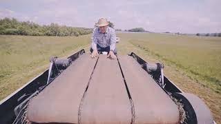 Video - od A do ZET - kompletní linka na sklizeň pícnin v AGRO Svoboda