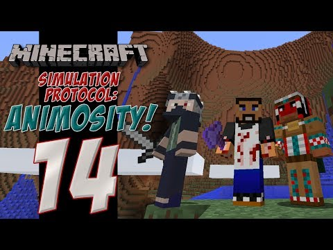 Minecraft Animosity - EP14 - Hang Time thumbnail