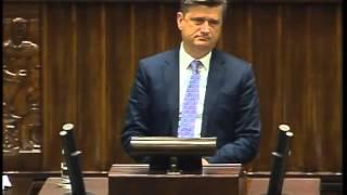 Wystąpienie Janusza Palikota 25.06.2014