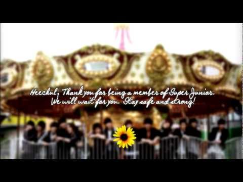 Super Junior - Sunflower (Lyric Video)