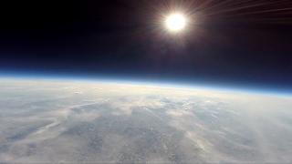 Weather Balloon Flight to Stratosphere [Uncut]