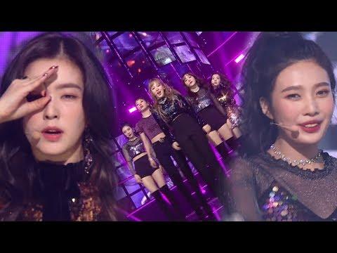 《DREAMLIKE》 Red Velvet(레드벨벳) - Peek-A-Boo(피카부) @인기가요 Inkigayo 20171210