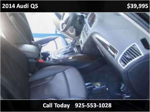 2014 Audi Q5 Used Cars San Ramon CA