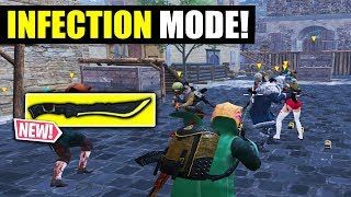 *NEW* INFECTION ZOMBIE GAMEMODE!! | PUBG Mobile