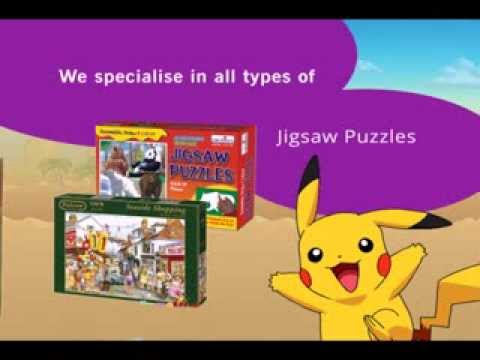 Jigsaw Puzzles From Game Oz