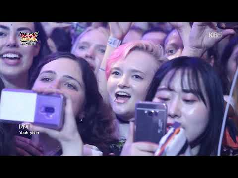 Music bank in berlin  - EXO - The Eve, KoKoBop 20181031