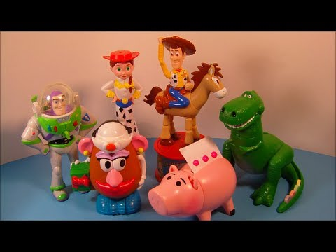 Mcdonalds Toy Story Toys 8