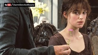 Tom Hollander proposes to Keira Knightley | Pride & Prejudice (2005 film)