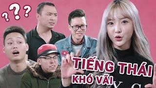 Cười rụng rốn nghe hot girl Nene chém tiếng Việt đáng yêu muốn xỉu | Trong Trắng 87