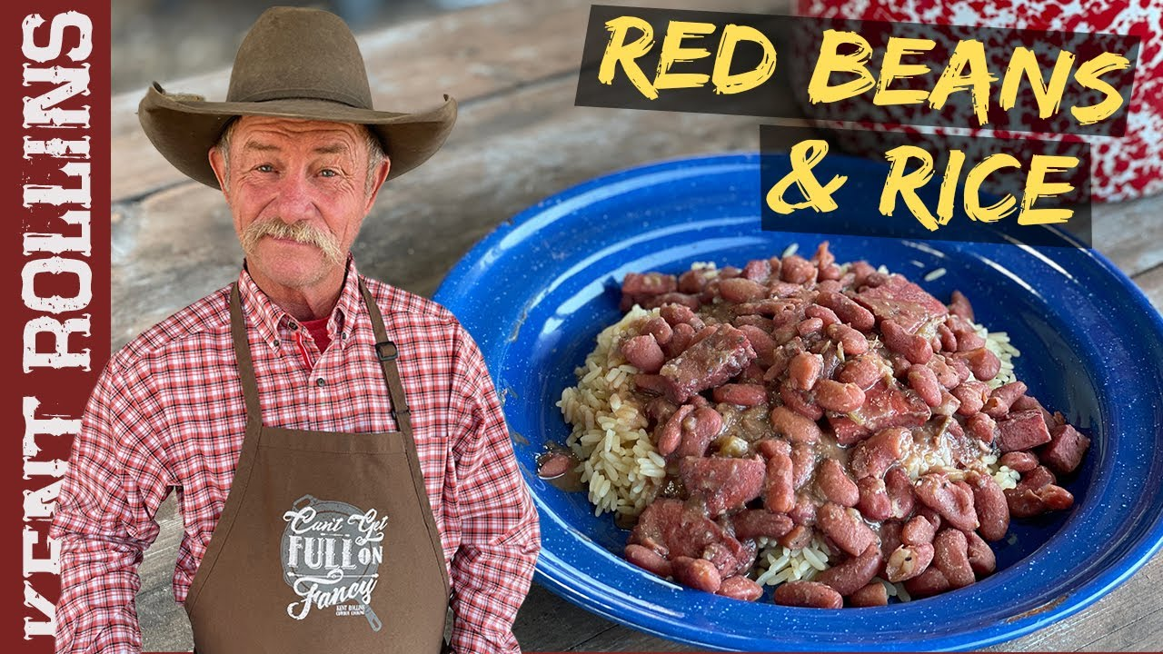 Red Beans and Rice | Louisiana Style Red Beans and Rice Recipe