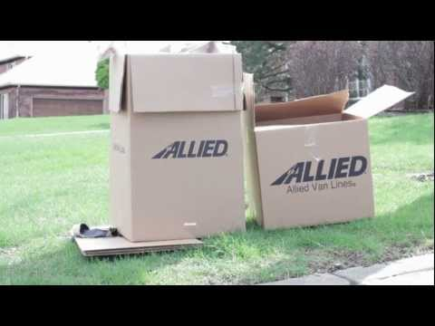 Moving Supplies for Your Move | Packing Tips from Allied