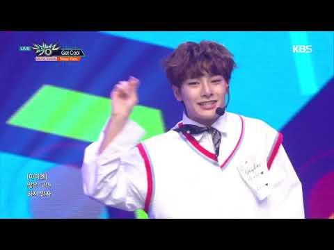 뮤직뱅크 Music Bank - Get Cool - STRAY KIDS (스트레이 키즈).20181130