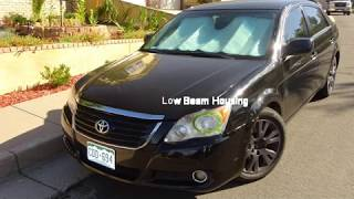 2008 Avalon HID Lamp Low Beam Replacement (10 Minutes!)