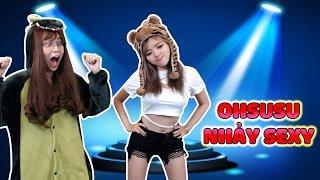 Misthy vs Ohsusu : khi Ohsusu nhảy SEXY