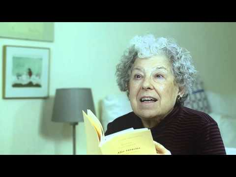 "Conversa amb Josefa Contijoch. 5. Poema ""Consell"""