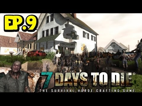 EL DESIERTO   7 DAYS TO DIE   EP.9 - Smashpipe Games