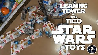 The Leaning Tower of Tico - An Embarrassment to Star Wars Toys