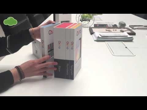 Unboxing Osmo