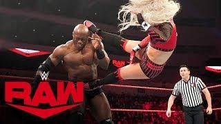 Liv Morgan & Rusev vs. Lana & Bobby Lashley: Raw, Jan. 20, 2020
