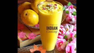 Sweet Mango Lassi - Restaurant Style Aam Ki Meethi Lassi.