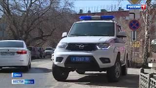 Службы спасения и полицейские работают в экстренном режиме