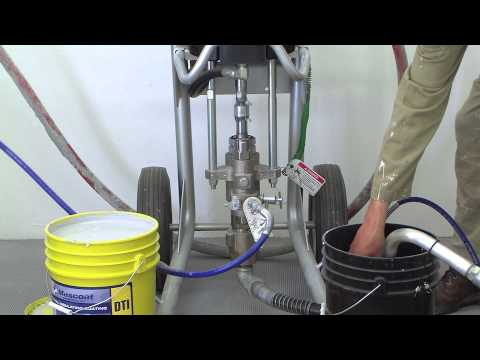 Mascoat Training Videos - Part 2 - Priming the Pump