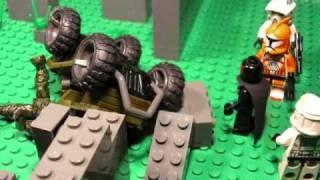 Lego Halo vs Star Wars