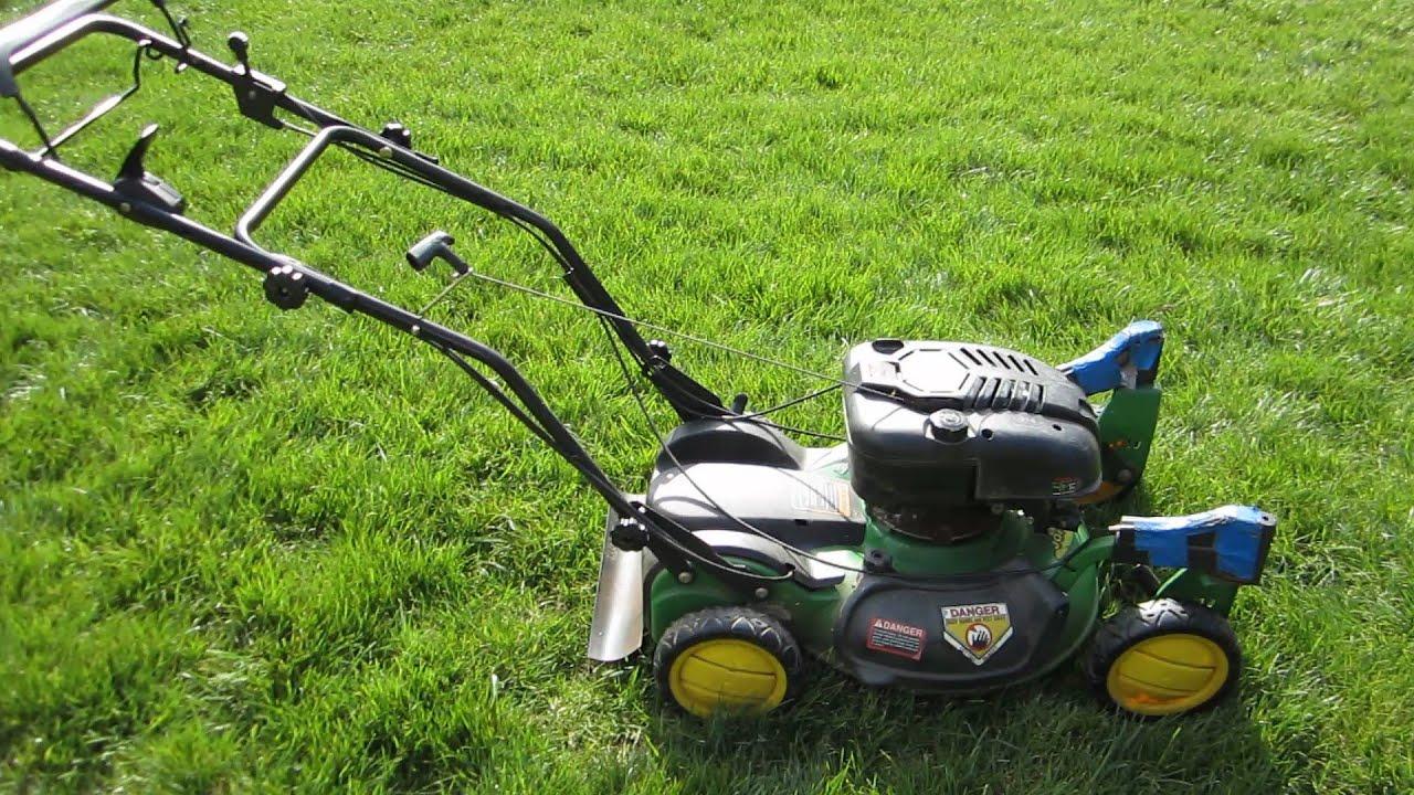 John Deere Js63c Lawn Mower Free Craigslist Find