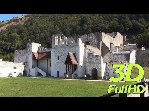 [3DHD] Royal Palace / Királyi palota / Pałac Królewski, Visegrád, Hungary / Magyarország / Węgry