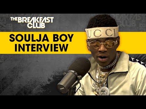 Soulja Boy Drags Tyga, Drake, Kanye West & Reclaims The Best Comeback Of 2018