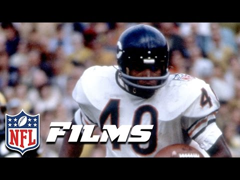 #4 Gale Sayers | NFL Films | Top 10 Rookie Seasons of All Time