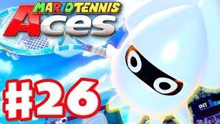 Mario Tennis Aces - Gameplay Walkthrough Part 26 - Blooper! Online Tournament! (Nintendo Switch)