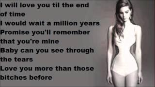 Lana Del Rey   Blue Jeans lyrics