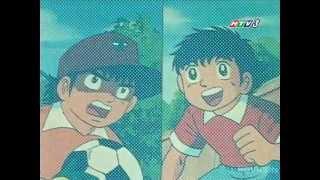 Tsubasa Giấc Mơ Sân Cỏ - TẬP 1  HTV3