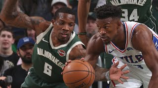 All-Defensive First Team: Eric Bledsoe 2018-19
