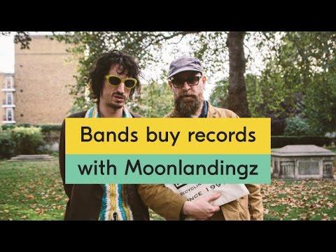 The Moonlandingz – Bands Buy Records Episode 04