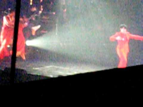 林宥嘉 香港迷宮巡迴演唱會 2009/01/24 我要我們在一起 part 2/2