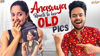 Kaasko Nikhil shows anchor Anasuya's childhood and family ..