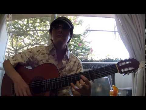 『Crazy G on the Guitar』 (Ukulele Standard,Hawaiian tradition) Played by YOSHINORI TANAKA 田中佳憲 solo