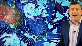 Cyclone Oma may become a severe cyclone, we track it over the next 7 days (15/02/19)