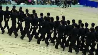Duyệt binh kiểu Nhật Bản!!!