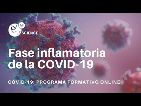 Fase inflamatoria de la COVID-19 - Dr. Moisés Labrador