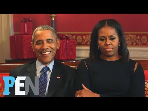 Michelle Obama Breaks Her Silence About the Night Donald Trump Was Elected | PEN | People