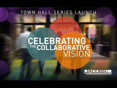 Jacobs Center TownHall Series Launch – Feb. 26, 2015