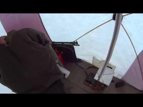 Комфортная зимняя рыбалка (с продукцией от Снегирей )