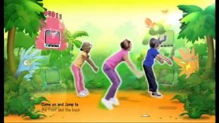 Just Dance Kids The Monkey Dance