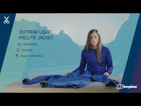 Berghaus Extrem Light GTX Paclite Shell jacket