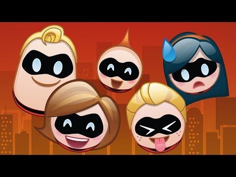 The Incredibles | As Told By Emoji by Disney