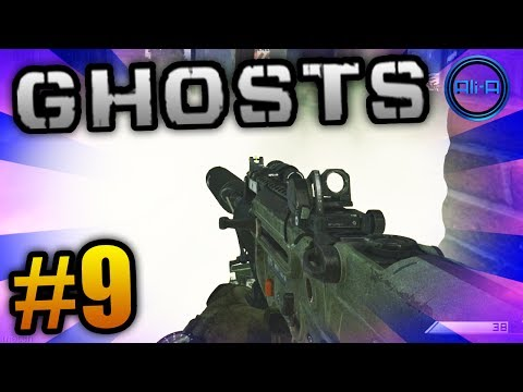 """RUSH 'EM!"" - COD GHOSTS LIVE W/ Ali-A #9 - (Call Of Duty Ghost Multiplayer Gameplay) - Smashpipe Games"